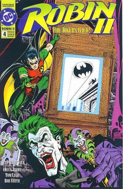 Robin II Vol 1 4