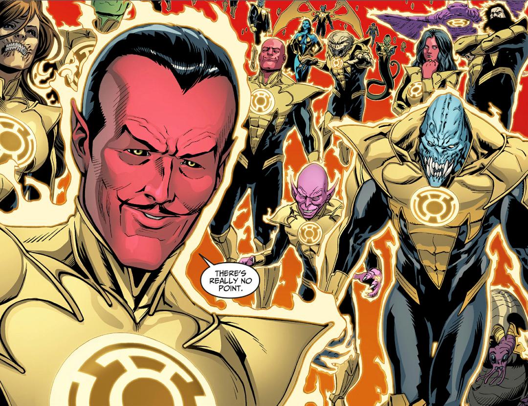 Sinestro Corps (Injustice)