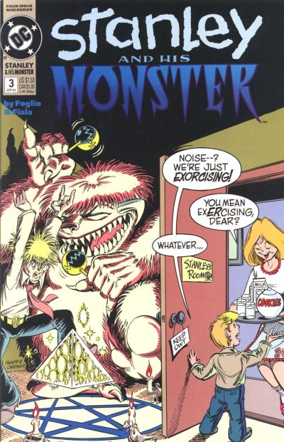 Stanley and His Monster Vol 2 3