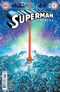 Superman Endless Winter Special Vol 1 1