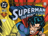Superman: The Man of Steel Vol 1 52
