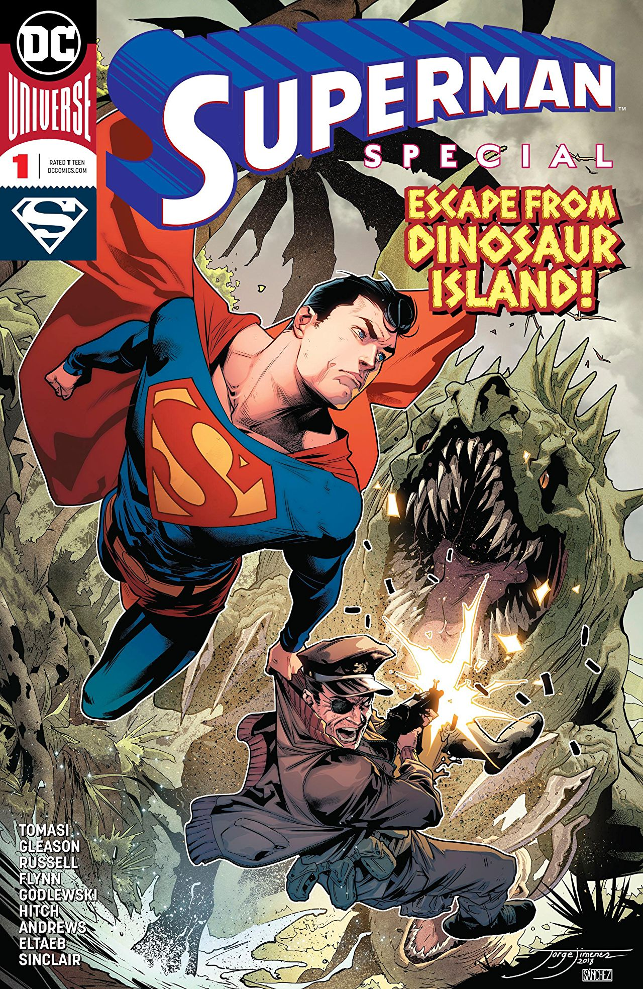 Superman Special Vol 3 1