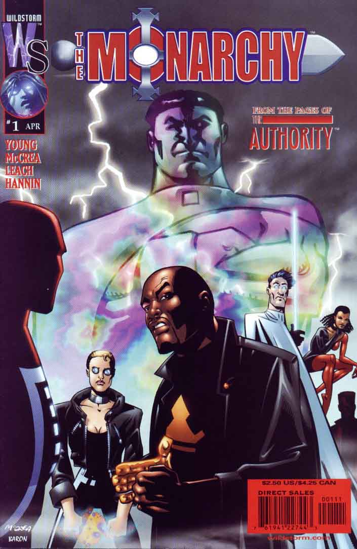 Monarchy (Wildstorm Universe)