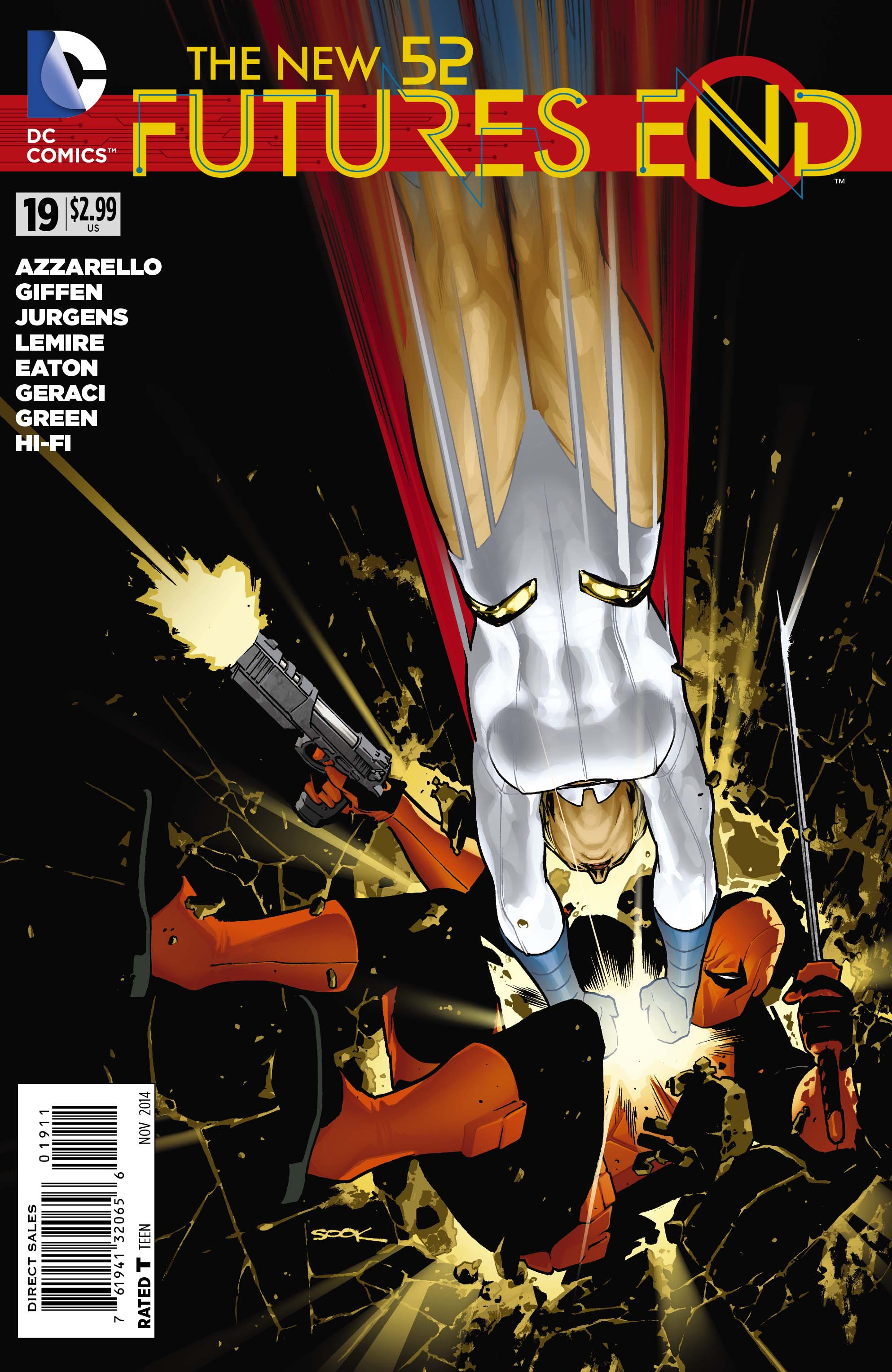 The New 52: Futures End Vol 1 19