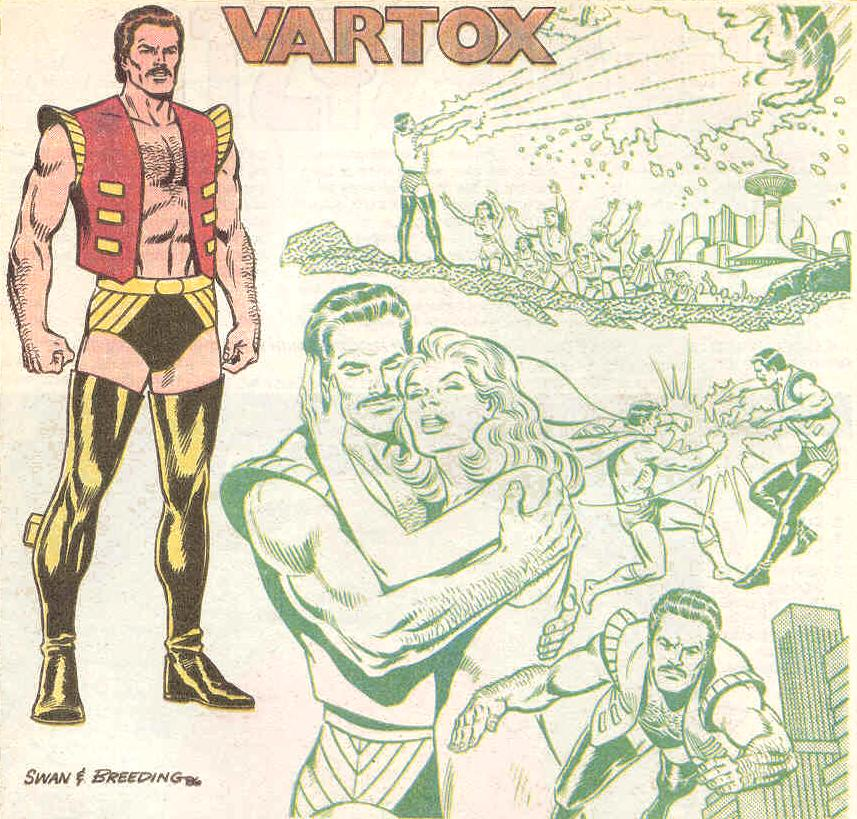 Vartox (Earth-One)