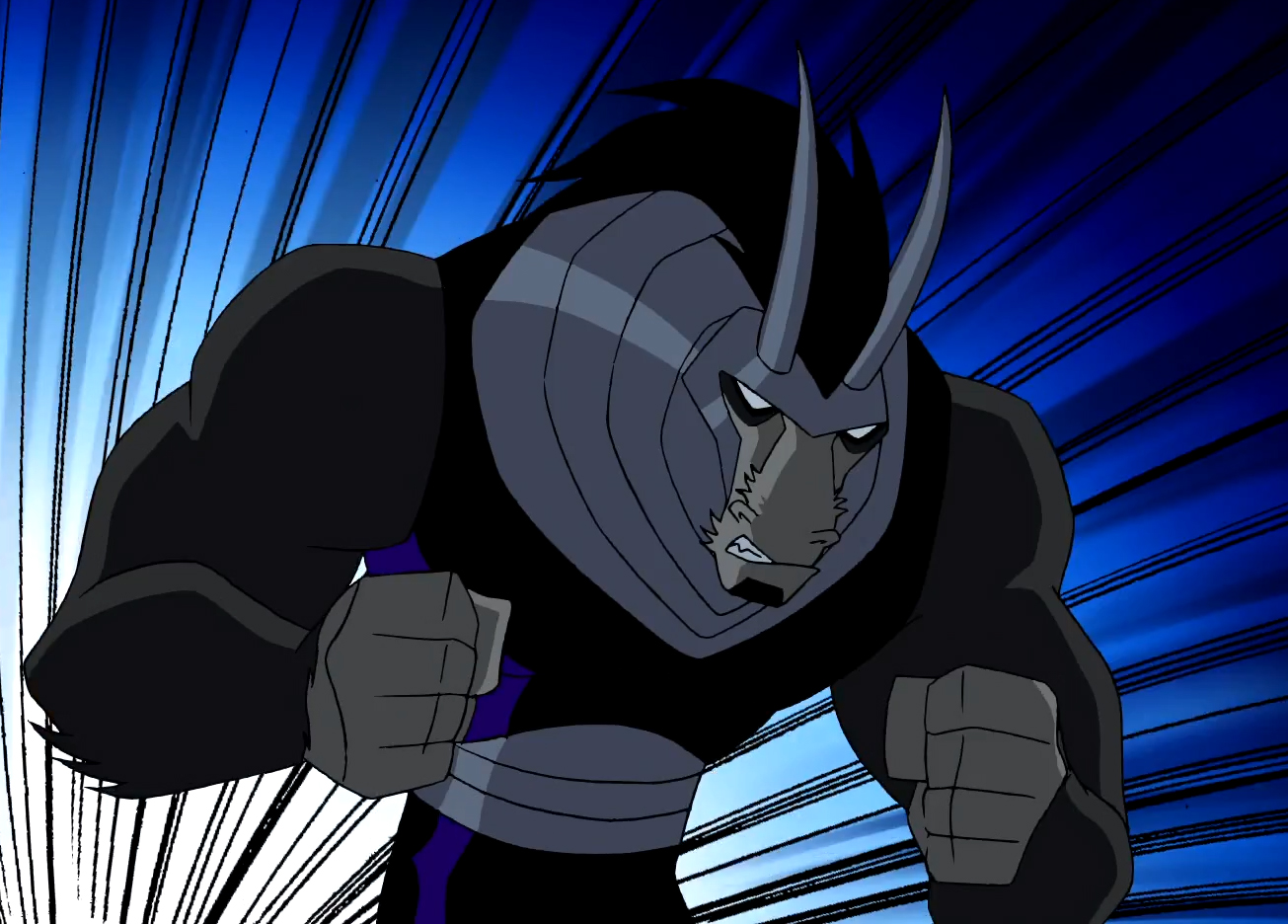 Wildebeest (Teen Titans TV Series)
