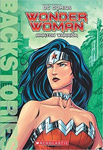 Wonder Woman: Amazon Warrior (Novel)