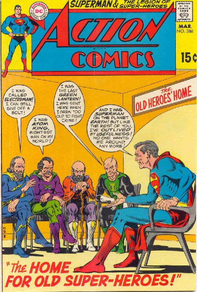 Action Comics Vol 1 386