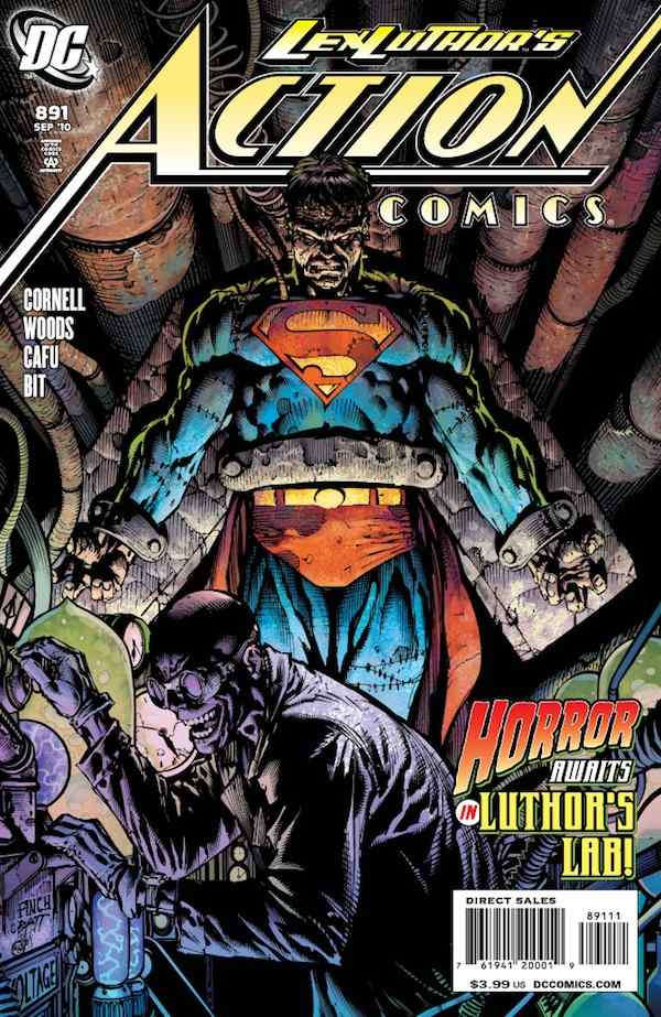 Action Comics Vol 1 891