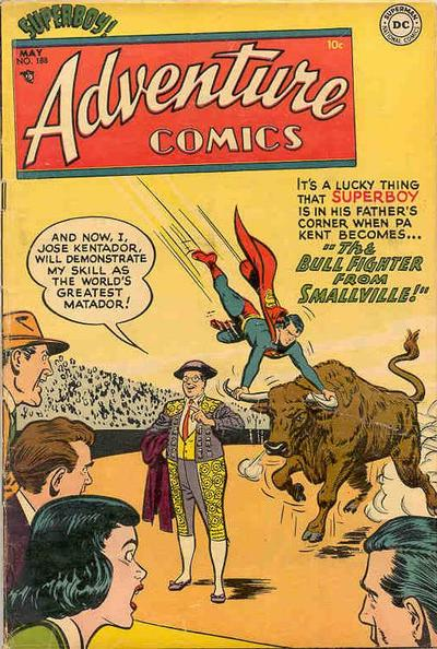 Adventure Comics Vol 1 188