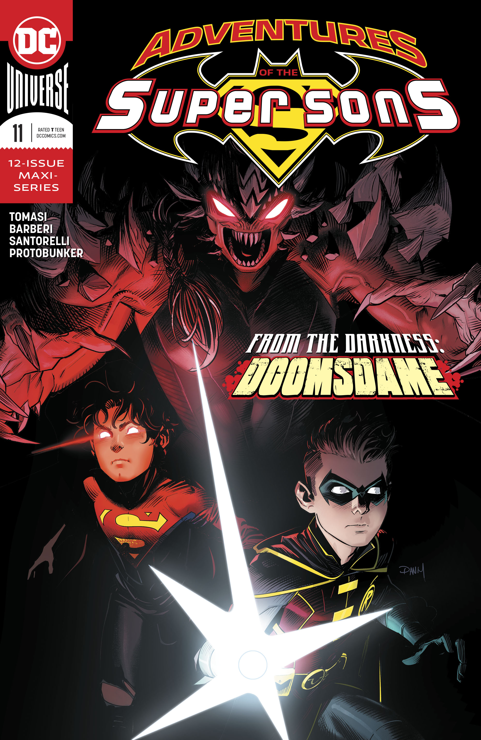 Adventures of the Super Sons Vol 1 11
