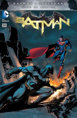 Batman v Superman Full Variant