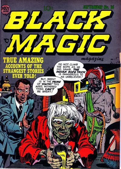 Black Magic (Prize) Vol 1 16