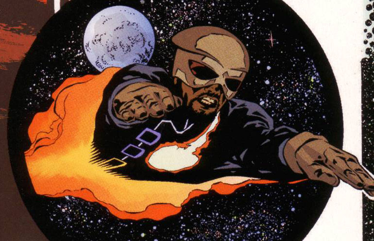 Captain Comet (Earth-9)
