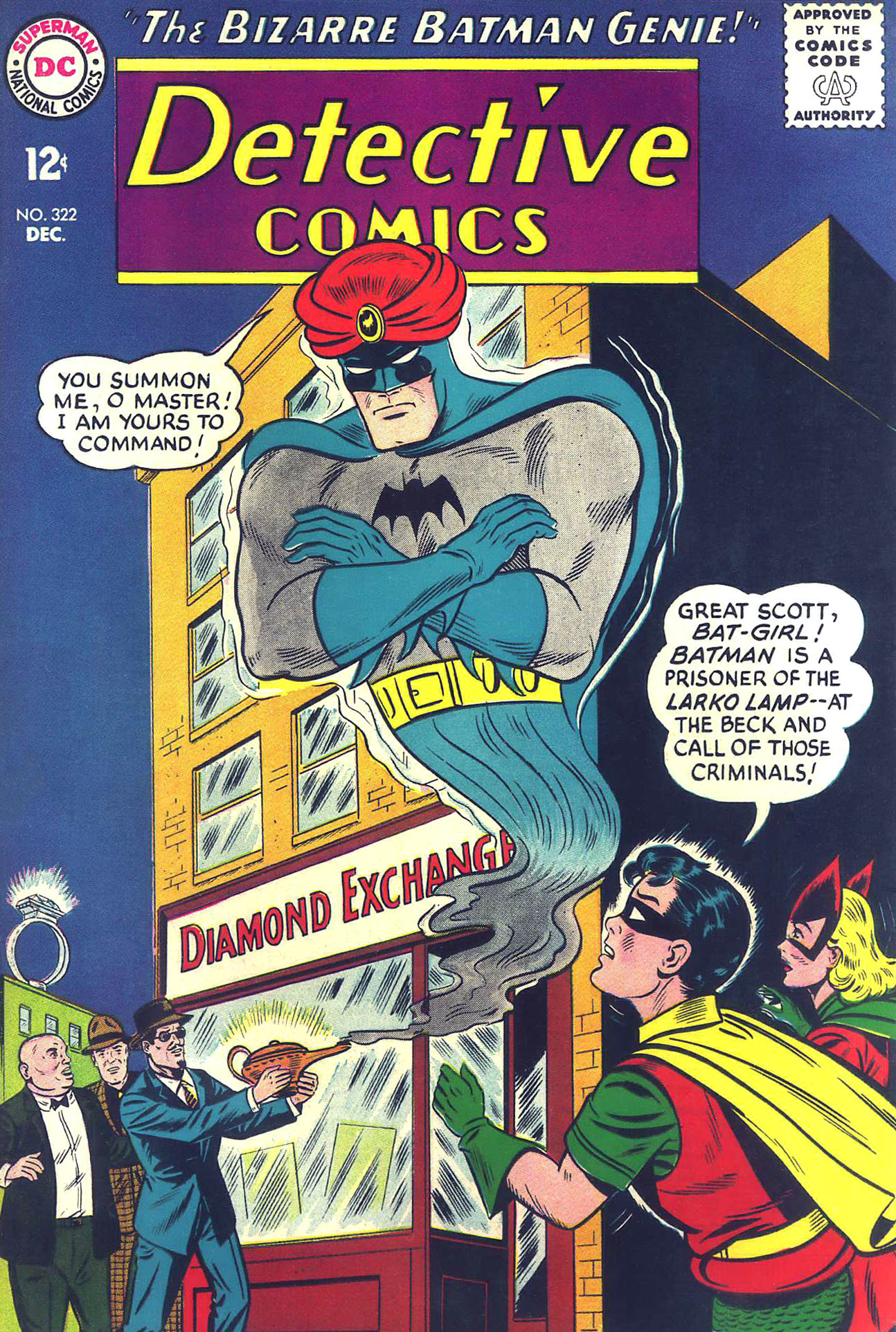 Detective Comics Vol 1 322