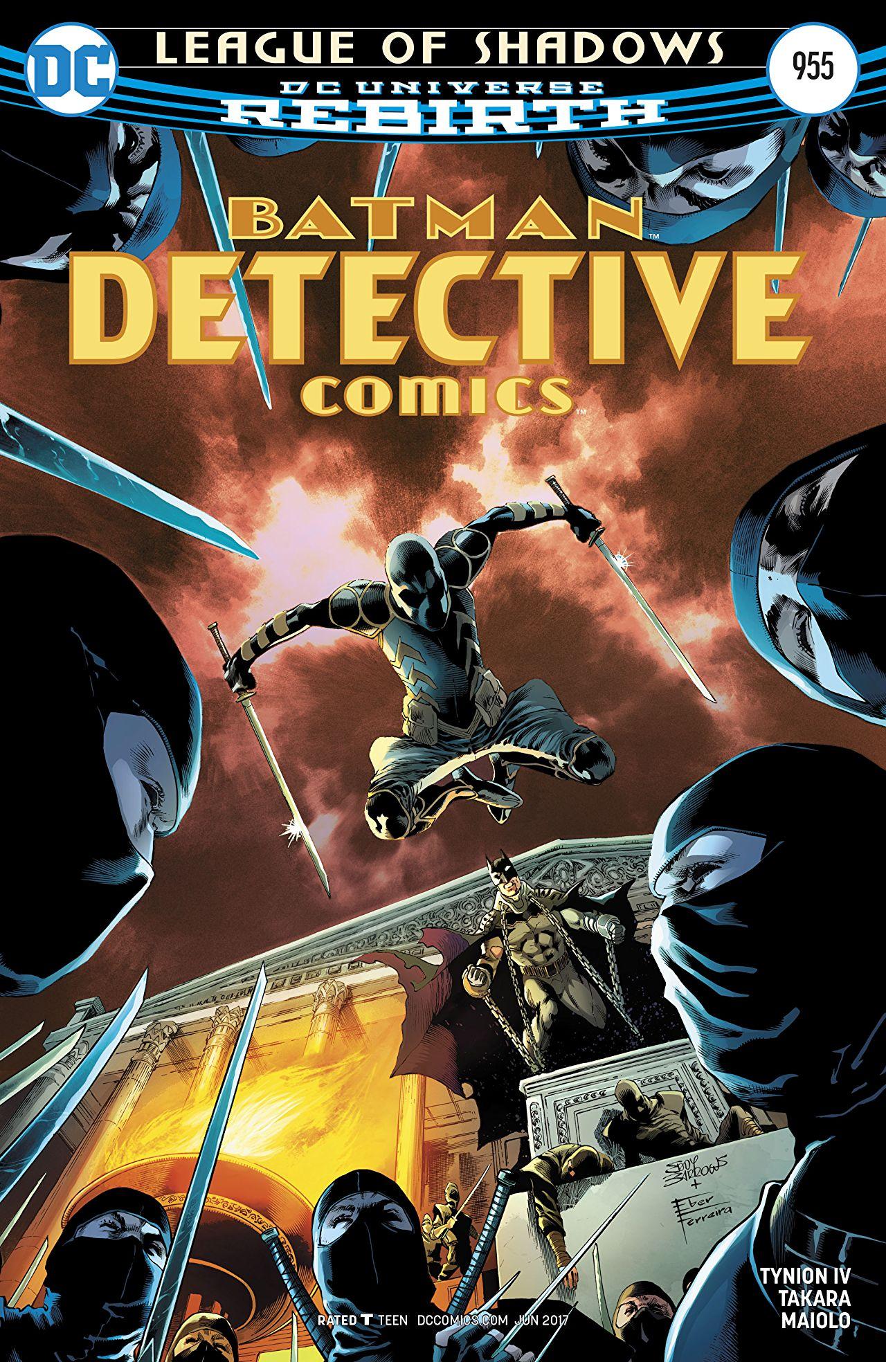 Detective Comics Vol 1 955