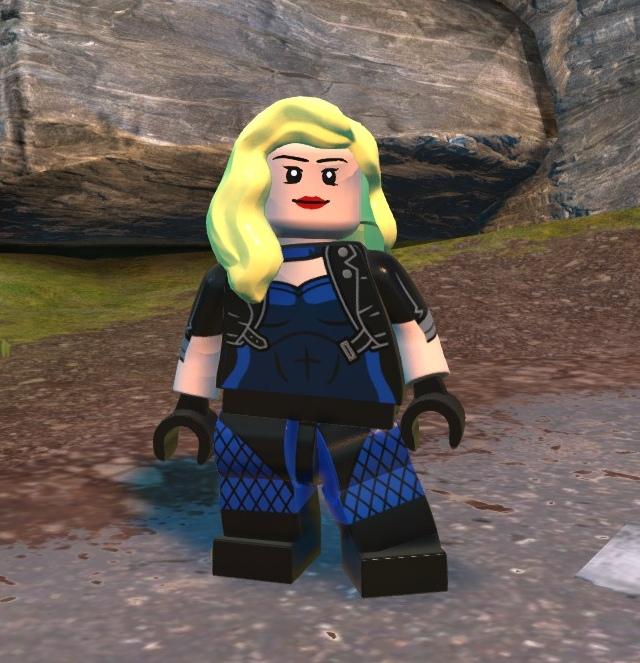 Dinah Laurel Lance (Lego Batman)