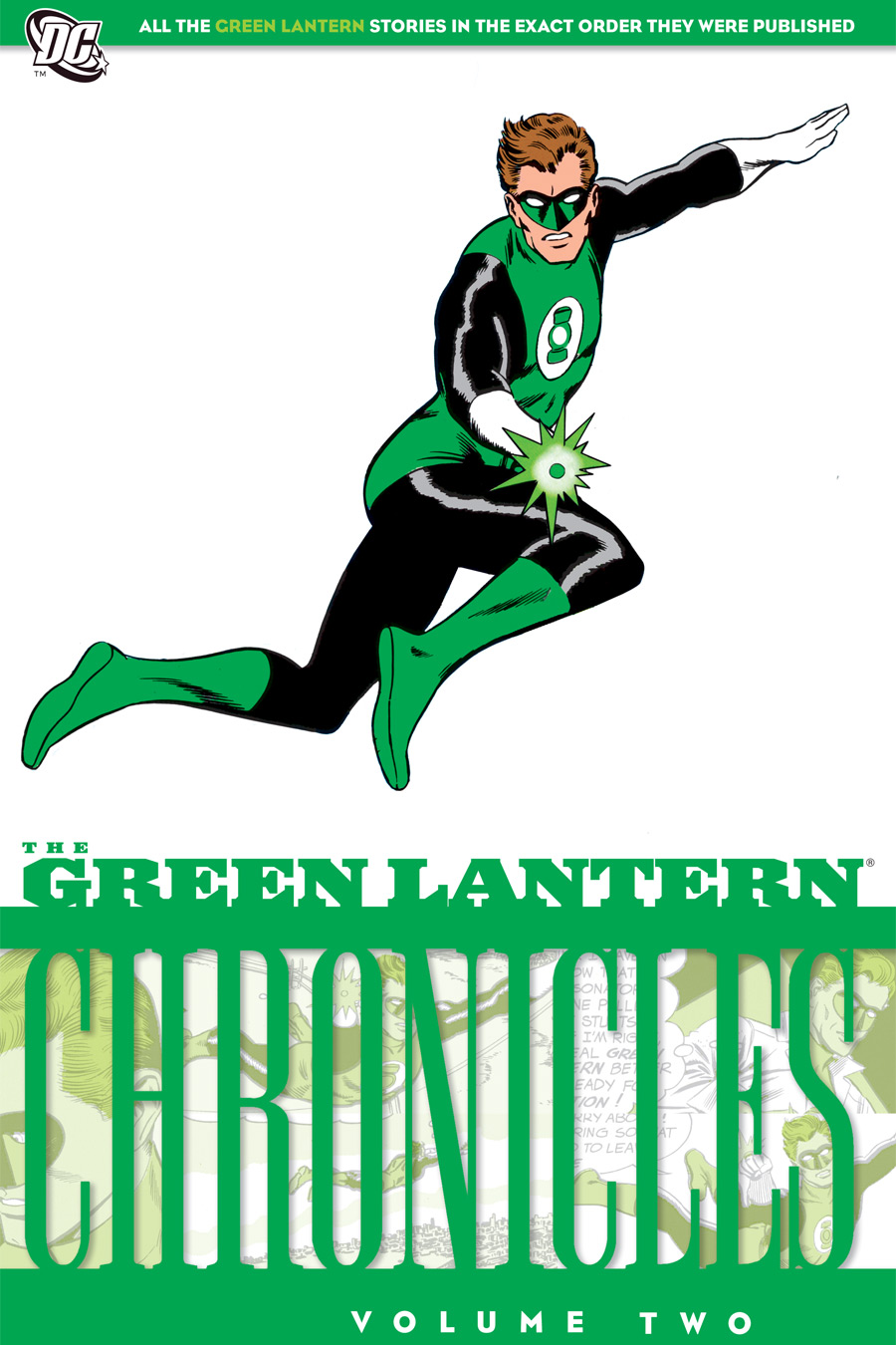 The Green Lantern Chronicles Vol. 2 (Collected)