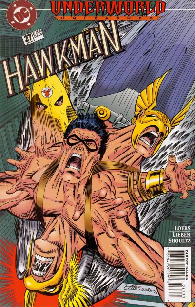 Hawkman is confusing