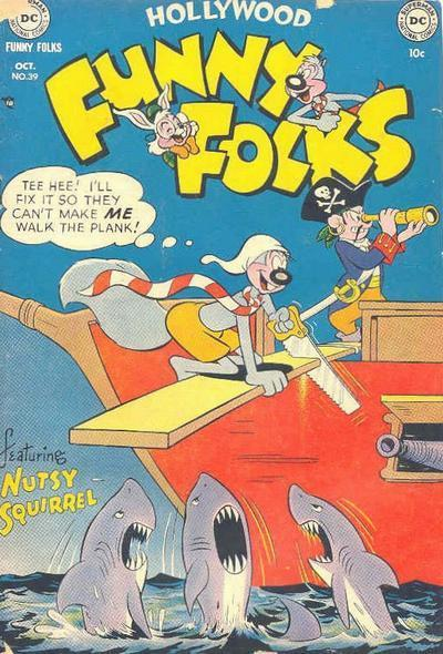 Hollywood Funny Folks Vol 1 39