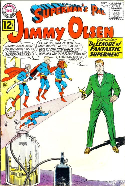 Superman's Pal, Jimmy Olsen Vol 1 63