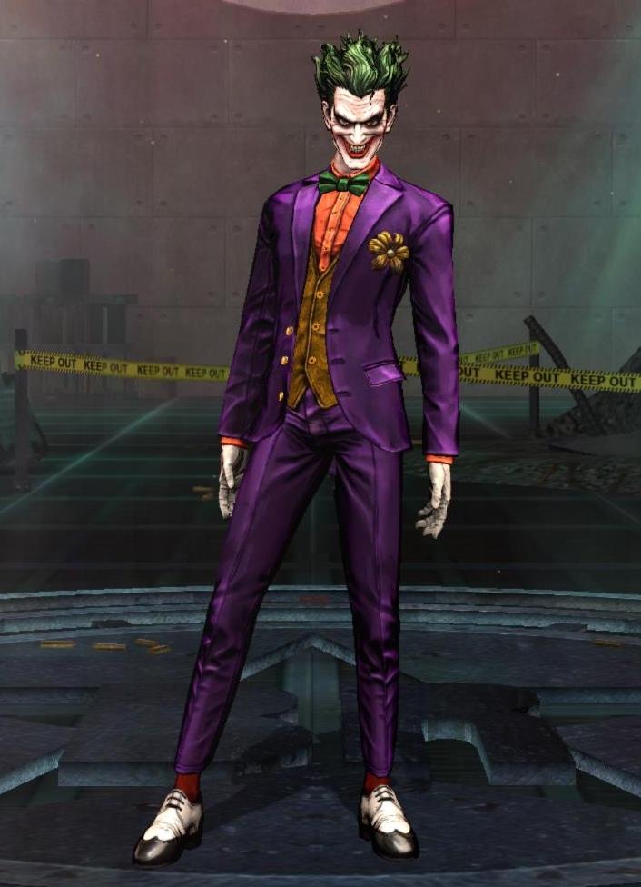 Joker (DC Unchained)