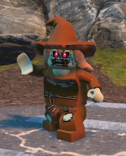 Jonathan Crane (Lego Batman)