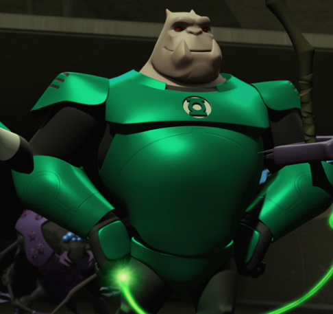Kilowog (Green Lantern Animated Series)
