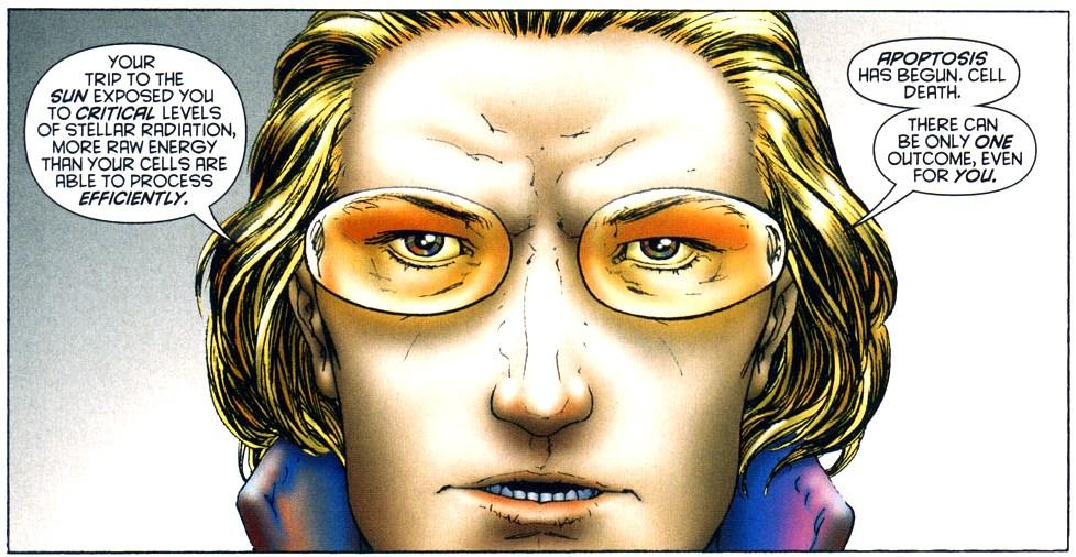 Leo Quintum (All-Star Superman)