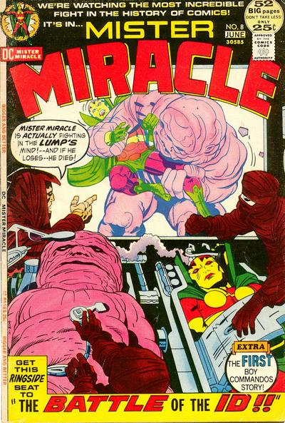 Mister Miracle Vol 1 8