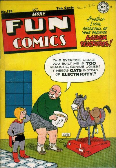 More Fun Comics Vol 1 115