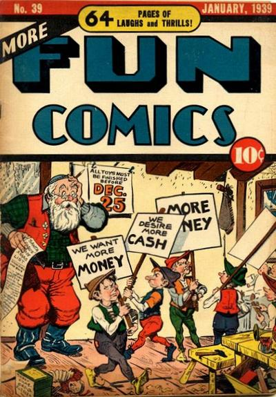 More Fun Comics Vol 1 39