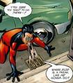 Plastic Man Secret Society of Super-Heroes 001