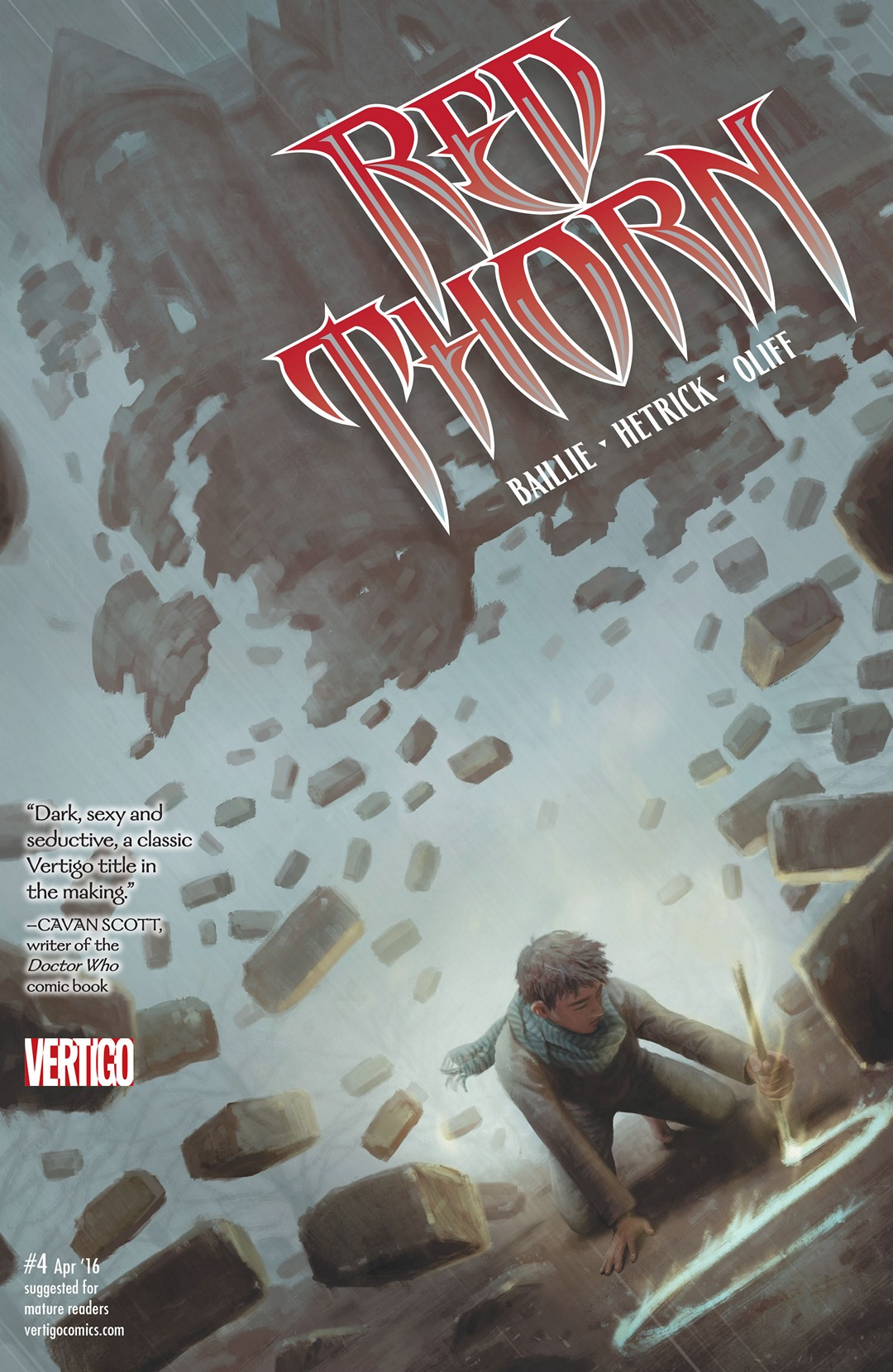 Red Thorn Vol 1 4
