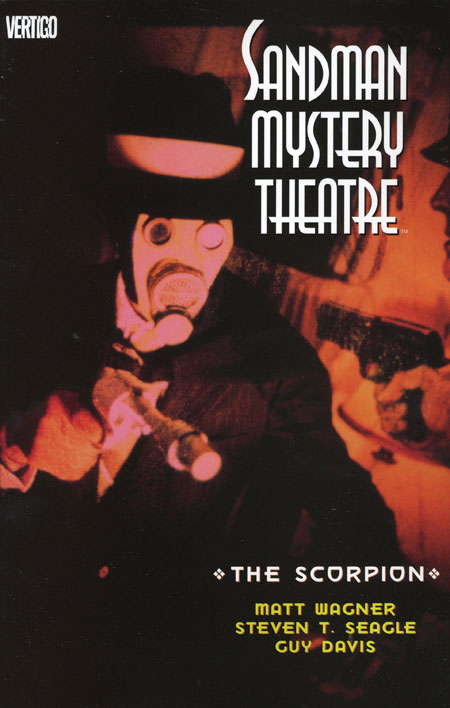 Sandman Mystery Theatre: The Scorpion (Collected)
