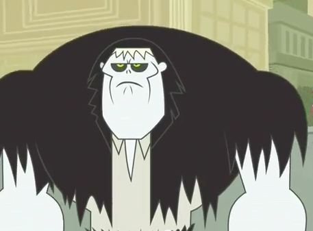 Solomon Grundy (Super Best Friends Forever)
