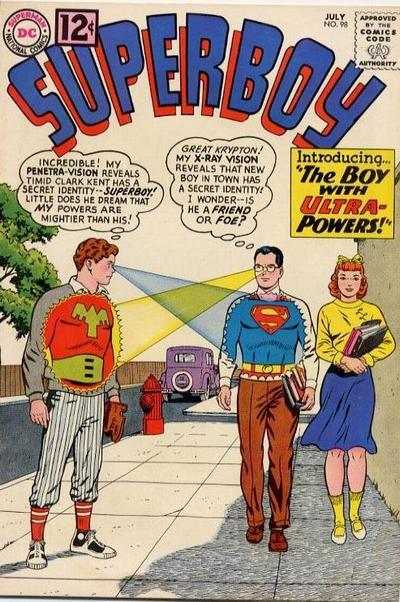 Superboy Vol 1 98