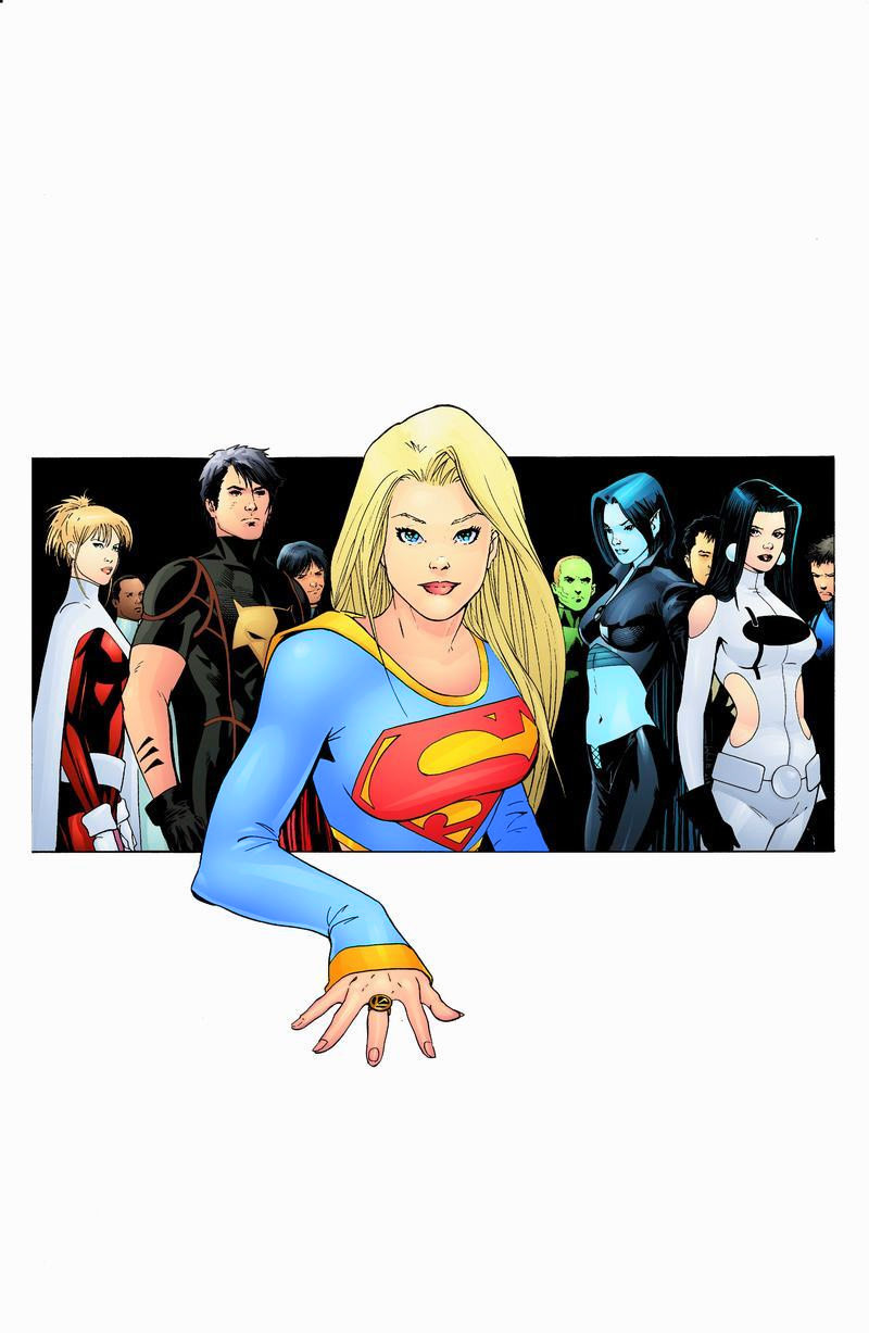 Supergirl and the Legion of Super-Heroes Vol 1 18 Textless.jpg