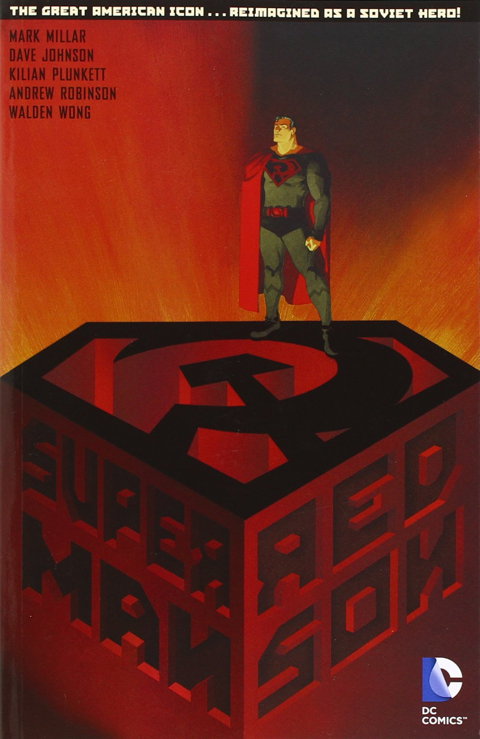 Superman: Red Son (Collected)