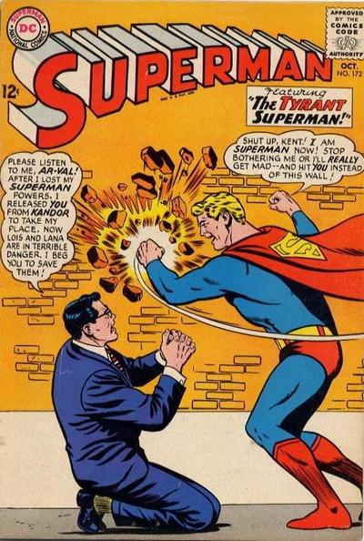 Superman Vol 1 172