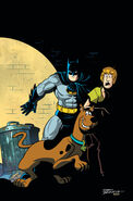 The Batman & Scooby-Doo Mysteries Vol 1 1 Textless