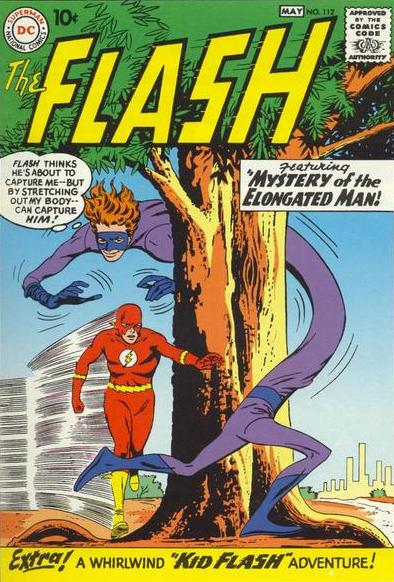 The Flash Vol 1 112