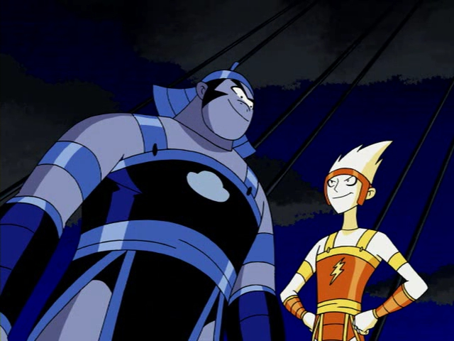 Teen Titans (TV Series) Episode: Forces of Nature