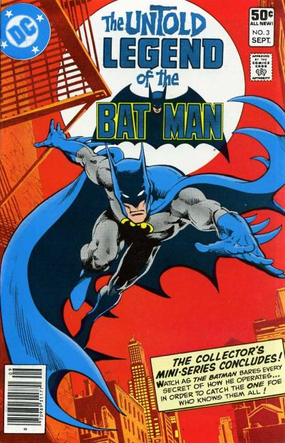 Untold Legend of the Batman Vol 1 3