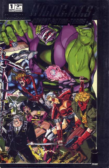 WildC.A.T.s Sourcebook Vol 1 1