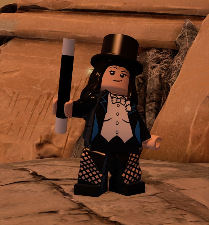 Zatanna Zatara (Lego Batman)/Gallery