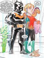 Aquaman Lil Gotham 001