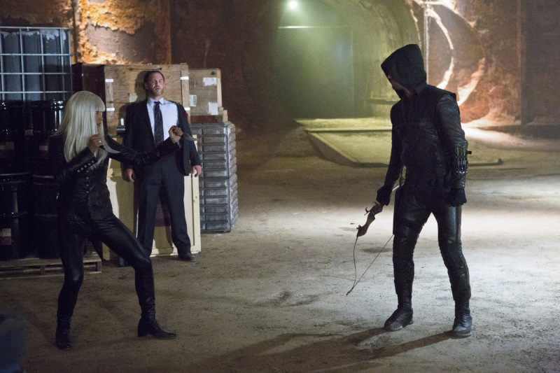 Arrow (TV Series) Episode: Honor Thy Father