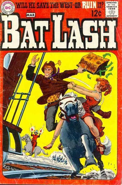 Bat Lash Vol 1 3