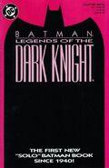 Batman Legends of the Dark Knight 1